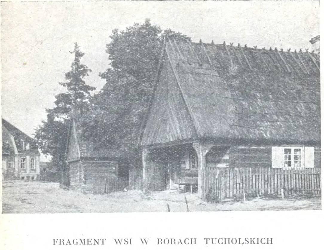 Mieszkańcy pruskiego Pomorza – Borowiacy