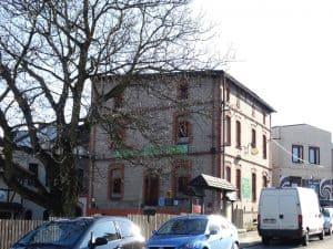 Budynek muzeum Borów Tucholskich w Tucholi (ul. Podgórna 3)