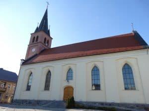 Kościół pw. św. Jakuba w Tucholi