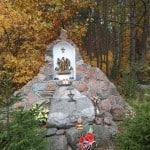 Polna droga krzyżowa w Bysławku