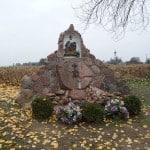 Bysławek - polna droga krzyżowa