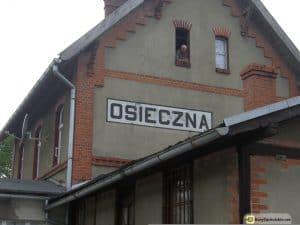 Osieczna - stacja kolejowa