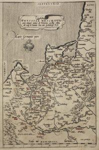 Mapa Pomorza