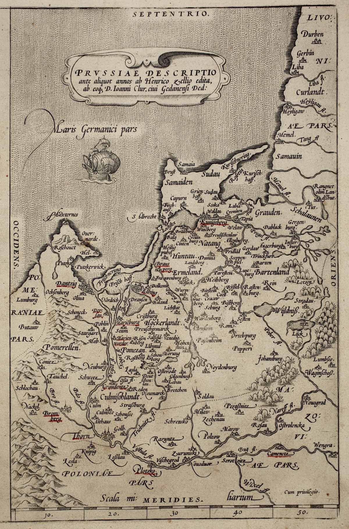 Od Mieszka I do rozbiorów – zarys historii gospodarczej powiatu tucholskiego