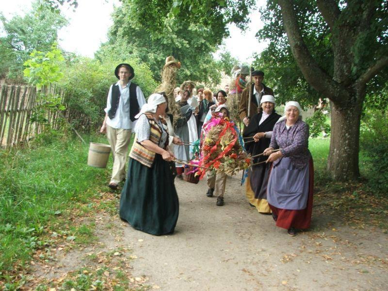 Święto Matki Boskiej Zielnej w ludowej tradycji