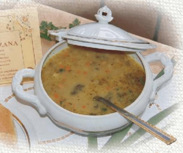 Kartofel zupa (zupa ziemniaczana)