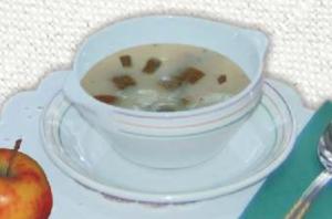 Zupa zaklepunka - źródło: materiały Lokalnej Grupy Działania w Tucholi