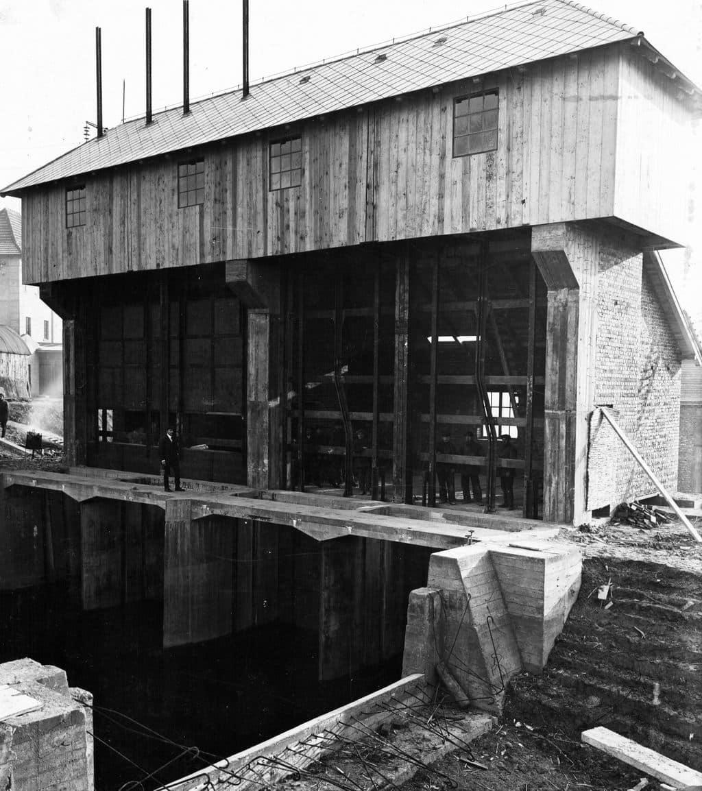 Hydroelektrownia Żur i Zalew Żurski