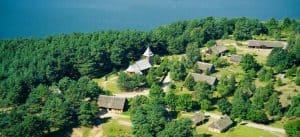 Skansen we Wdzydzach - źródło: http://www.muzeum-wdzydze.gda.pl/