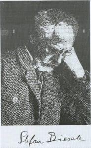 Stefan Bieszk - źródło: Echo Borów Tucholskich