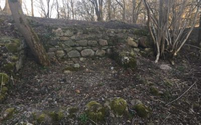 Ruiny Zamku w Gródku