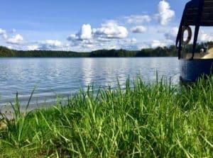 Jezioro Mukrz - fot. Adam Paluśkiewicz