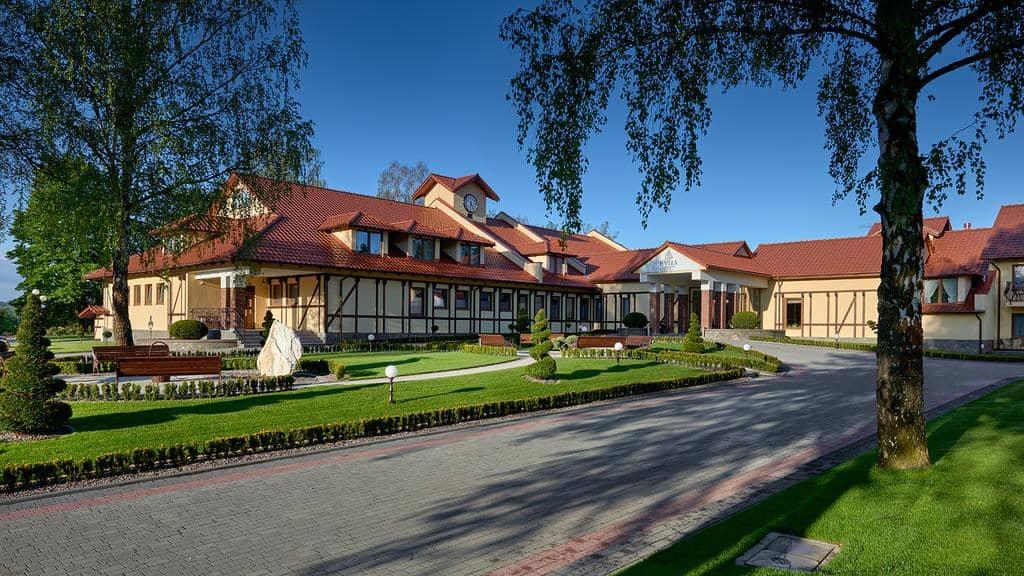 Evita - Hotel SPA - Hotele