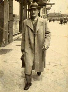 Jan Lewandowski - zdjęcie ze zbiorów prywatnych rodziny Nitka