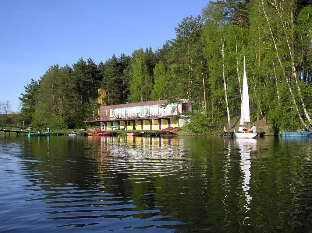 Leśne Ustronie - Domki