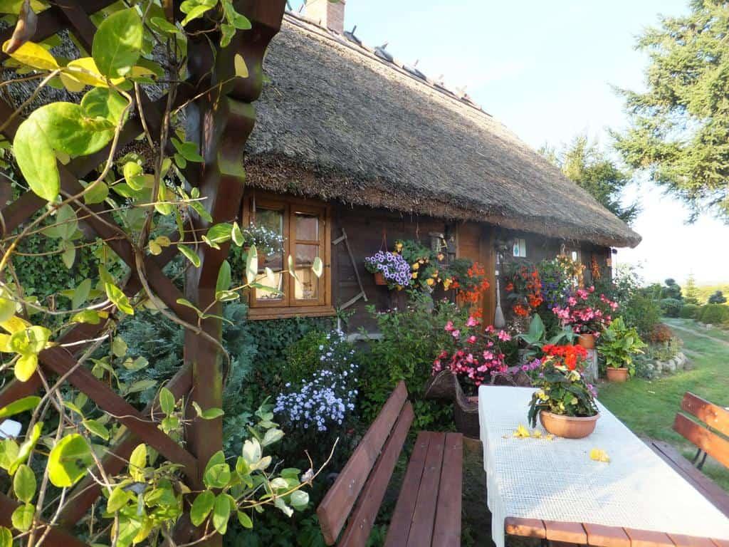 Chata pod strzechą - Agroturystyka